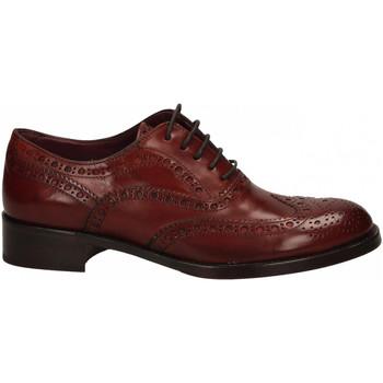 Pantofi Femei Pantofi Derby Calpierre VIREL CLIR BO castano