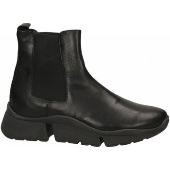 Pantofi Femei Ghete Lemaré OFFICINA CERA nero