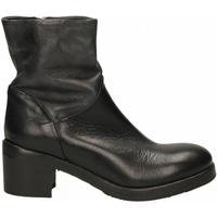 Pantofi Femei Botine Ernesto Dolani ALFA nero-antracite