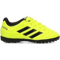 Pantofi Copii Fotbal adidas Originals Copa 194 Junior Celadon,Galbene