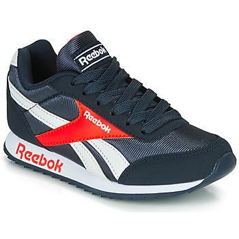 Pantofi Băieți Pantofi sport Casual Reebok Classic REEBOK ROYAL CLJOG Bleumarin / Roșu