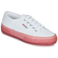 Pantofi Femei Pantofi sport Casual Superga 2750-JELLYGUM COTU Alb