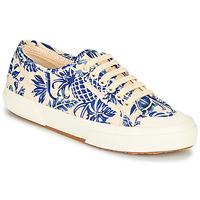 Pantofi Femei Pantofi sport Casual Superga 2294-COTFANW Bej / Albastru