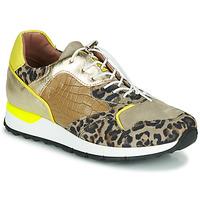 Pantofi Femei Pantofi sport Casual Mjus CAST Kaki / Leopard