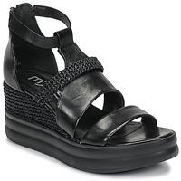 Pantofi Femei Sandale  Mjus BELLANERA Negru