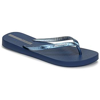 Pantofi Femei  Flip-Flops Ipanema GLAM II Albastru