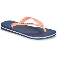 Pantofi Copii  Flip-Flops Ipanema CLAS BRASIL II Albastru / Portocaliu