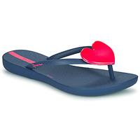 Pantofi Fete  Flip-Flops Ipanema MAXI FASHION Albastru / Roz