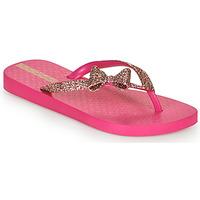 Pantofi Fete  Flip-Flops Ipanema LOLITA IV Roz
