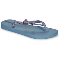 Pantofi Fete  Flip-Flops Ipanema LOLITA IV Albastru