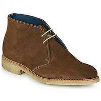Pantofi Bărbați Ghete Barker CONNER Maro