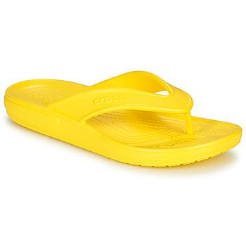 Pantofi  Flip-Flops Crocs CLASSIC II FLIP Yellow