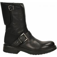 Pantofi Femei Botine Emanuélle Vee TRONCHETTO PARACOLPI DIETRO COW ALDO black
