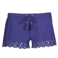 Îmbracaminte Femei Pantaloni scurti și Bermuda Banana Moon MEOW Albastru