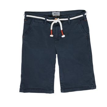 Îmbracaminte Băieți Pantaloni scurti și Bermuda Deeluxe KARMA Bleumarin