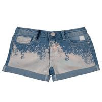 Îmbracaminte Fete Pantaloni scurti și Bermuda Desigual JORBA Albastru