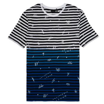 Îmbracaminte Băieți Tricouri mânecă scurtă Ikks DANIELO Multicolor