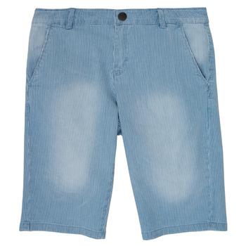 Îmbracaminte Băieți Pantaloni scurti și Bermuda Ikks POTALIE Albastru