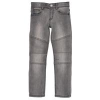 Îmbracaminte Băieți Jeans slim Ikks GOELLON Gri