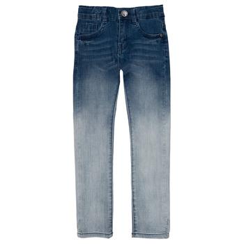 Îmbracaminte Băieți Jeans slim Ikks CLOE Albastru
