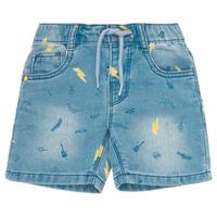Îmbracaminte Băieți Pantaloni scurti și Bermuda Ikks PONERMO Albastru