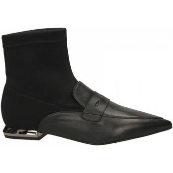 Pantofi Femei Botine Tosca Blu MARY c99-nero