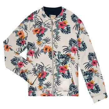 Îmbracaminte Fete Sacouri și Blazere Roxy LIKE I DO  multicolor