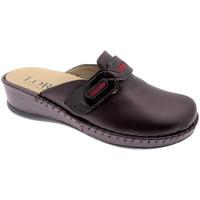 Pantofi Femei Saboti Calzaturificio Loren LOM2803bo grigio