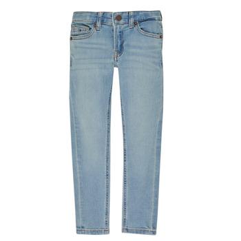 Îmbracaminte Băieți Jeans slim Tommy Hilfiger SIMON Albastru