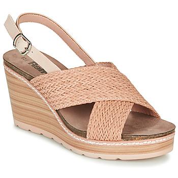 Pantofi Femei Sandale  Refresh NANI Nude