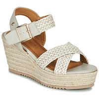 Pantofi Femei Sandale  Refresh LILIOU Bej