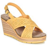 Pantofi Femei Sandale  Refresh RILO Galben