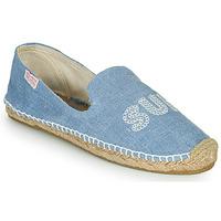 Pantofi Femei Espadrile Banana Moon THAIS BENDIGO Albastru