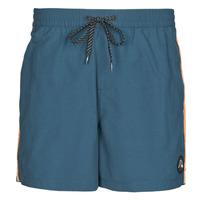 Îmbracaminte Bărbați Maiouri și Shorturi de baie Quiksilver BEACH PLEASE Albastru