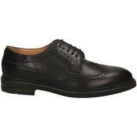 Pantofi Bărbați Pantofi Derby Ton Gout BOSS nero-nero