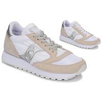 Pantofi Pantofi sport Casual Saucony Jazz Vintage Alb / Bej / Argintiu