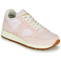 Pantofi Femei Pantofi sport Casual Saucony Jazz Vintage Roz