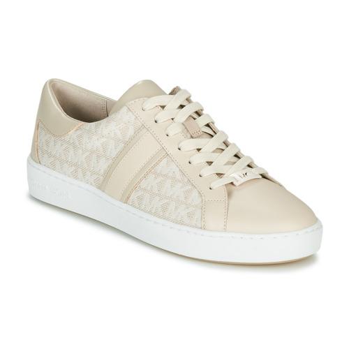Pantofi Femei Pantofi sport Casual MICHAEL Michael Kors KEATON STRIPE Bej