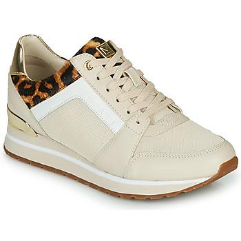 Pantofi Femei Pantofi sport Casual MICHAEL Michael Kors BILLIE Bej / Leopard