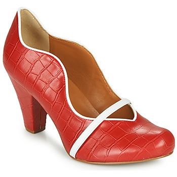 Pantofi Femei Pantofi cu toc Cristofoli NEFI Roșu