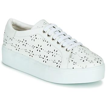 Pantofi Femei Pantofi sport Casual Cristofoli NALA Alb