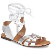 Pantofi Femei Sandale  Ippon Vintage SAND LINE Argintiu