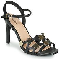 Pantofi Femei Sandale  Menbur CACCURI Negru