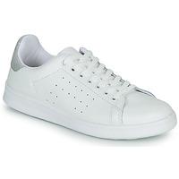 Pantofi Femei Pantofi sport Casual Yurban SATURNA Alb / Argintiu