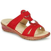 Pantofi Femei Sandale  Ara HAWAII Roșu