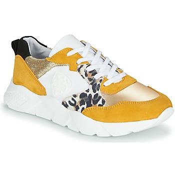 Pantofi Femei Pantofi sport Casual Philippe Morvan VIRGIL Galben / Alb