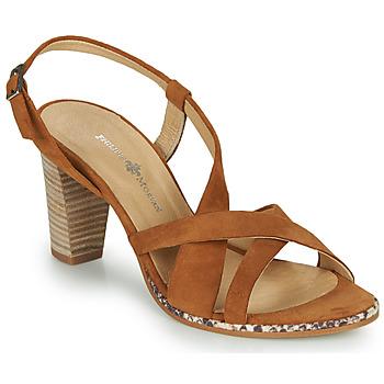 Pantofi Femei Sandale  Philippe Morvan JUDE Maro