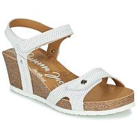 Pantofi Femei Sandale  Panama Jack JULIA Alb
