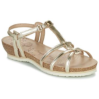 Pantofi Femei Sandale  Panama Jack DORI Auriu
