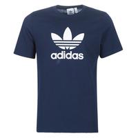 Îmbracaminte Bărbați Tricouri mânecă scurtă adidas Originals ED4715 Albastru